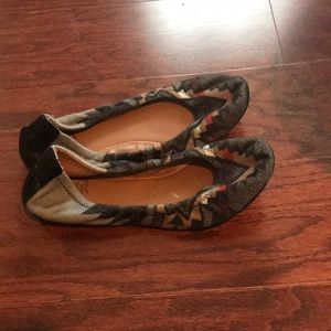 Lucky brand ballet shoes